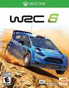 WRC 6: World Rally Championship for Xbox One