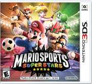 Mario Sports: Superstars for 3DS