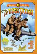 The Three Stooges Collection: 6-Movie Set , The Three Stooges
