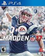 Madden NFL 17 for PlayStation 4