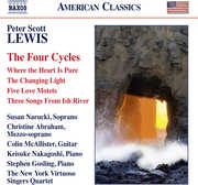Peter Scott Lewis: Four Cycles