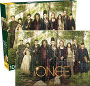 Once Upon A Time Cast 1000 pc Puzzle