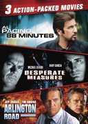 88 Minutes /  Desperate Measures /  Arlington Road , Al Pacino