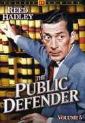 The Public Defender: Volume 5 , Dwayne Hickman