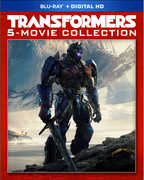 Transformers: The Last Knight - 5 Movie Collection , Megan Fox