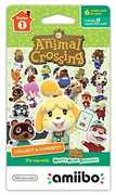 Amiibo: Animal Crossing Cards - Series 1 (6 Pack) for Nintendo Wii U