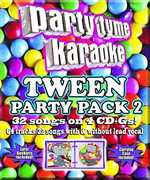 Party Tyme Karaoke: Tween Party Pack 2 , Various Artists