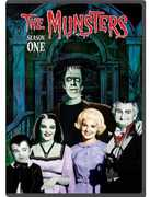 The Munsters: The Complete First Season , John Carradine