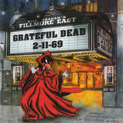 Fillmore East 2-11-69 , The Grateful Dead