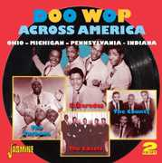 Doo Wop Across America: Ohio & Michigan /  Various [Import] , Various Artists