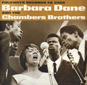 Barbara Dane and the Chambers Brothers , The Chambers Brothers