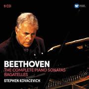 Beethoven: The 32 Piano Sonatas Bagatelles , Stephen Kovacevich