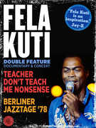 Fela Kuti: Double Feature - Teacher Don't Teach Me/ Berliner Jazztage , Fela Kuti