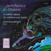 Perchance to Dream , Carol Rosenberger