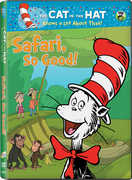 Cat in the Hat: Safari So Good , Martin Short