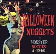 Halloween Nuggets Monster Sixties a Go /  Various , Various Artists