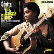 Sings Ballads & Blues: Early Album Collection [Import] , Odetta