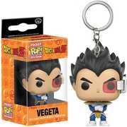 FUNKO POP! Keychain: Dragonball - Vegeta