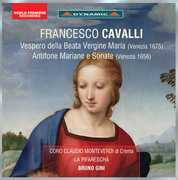 Francesco Cavalli: Vespero della Beata Vergine Antifone mariane