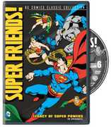 Super Friends: Legacy of Super Powers - Season 6 , Casey Kasem