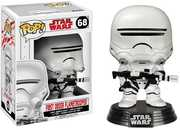 FUNKO POP! STAR WARS: The Last Jedi - First Order Flametrooper