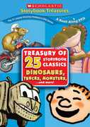 Dinosaurs, Trucks and More the Scholastic Treasury of 25 Storybook , Michael McKean