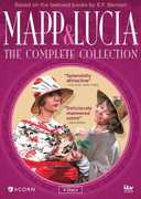 Mapp & Lucia: The Complete Collection , Prunella Scales