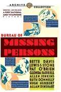 Bureau of Missing Persons , Alan Jenkins