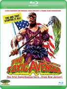 The Toxic Avenger , Jennifer Babtist