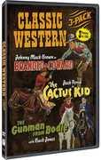Classic Western 3-Pack , Jack Perrin