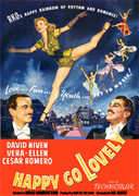 Happy Go Lovely , David Niven