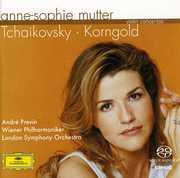 Violin Concerto (Hybrid) , Anne-Sophie Mutter