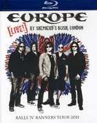 Live! At Shepherd's Bush London , Europe