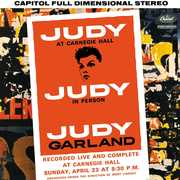 Judy at Carnegie Hall , Judy Garland