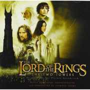 Lord of the Rings: Two Towers (Original Soundtrack) , Various Artists
