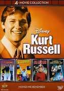 Disney Kurt Russell: 4-Movie Collection , Julie Bond