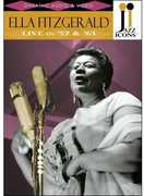 Jazz Icons , Ella Fitzgerald