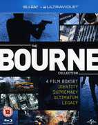 Bourne Collection (With Uv)