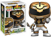 FUNKO POP! TELEVISION: Power Rangers - White Ranger Actn