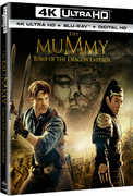 The Mummy: Tomb of the Dragon Emperor , Michelle Yeoh