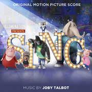 Sing (original Soundtrack) , Jody Talbot