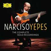 Yepes - Complete Solo Recordings , Narciso Yepes