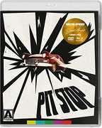 Pit Stop [Blu-Ray/ DVD] , Brian Donlevy