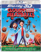 Cloudy with a Chance of Meatballs (3D) , Bill Hader