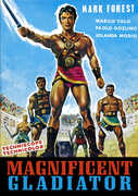 The Magnificent Gladiator , Mark Forest