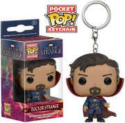 FUNKO POP! Keychain: Dr. Strange - Dr. Strange