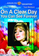 On a Clear Day You Can See Forever , Barbra Streisand