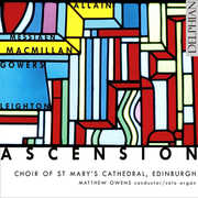 Ascension , Choir of St. Mary's Episcopal Cathedral