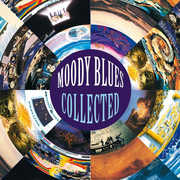 Collected [Import] , The Moody Blues