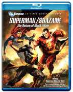 Superman /  Shazam!: The Return of the Black Adam , Zach Callison